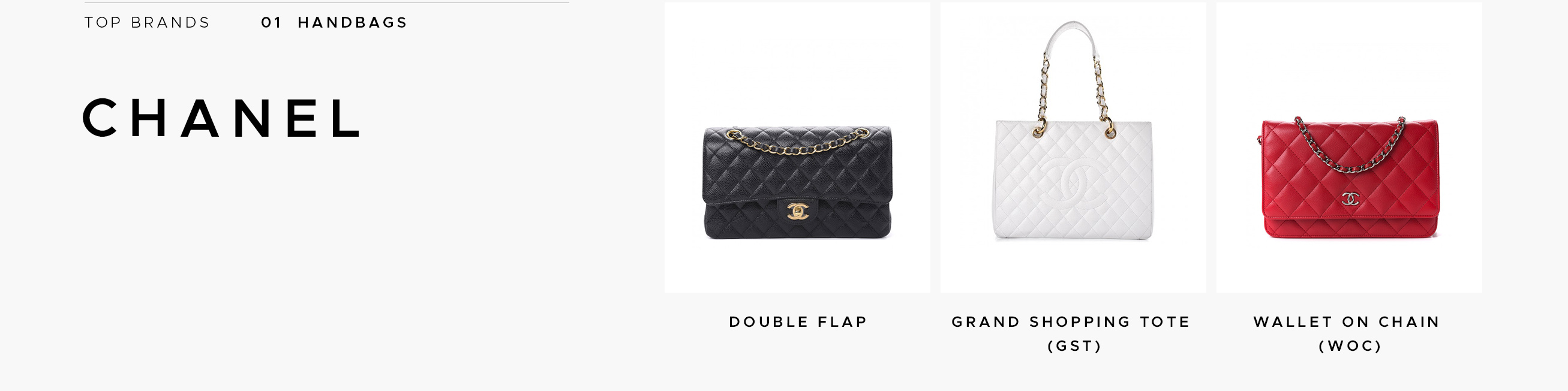 Top Chanel Handbags