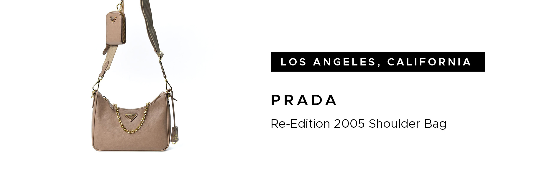 Prada Re-Edition 2005 Shoulder Bag