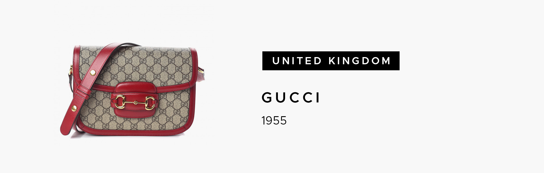 UK Gucci 1955
