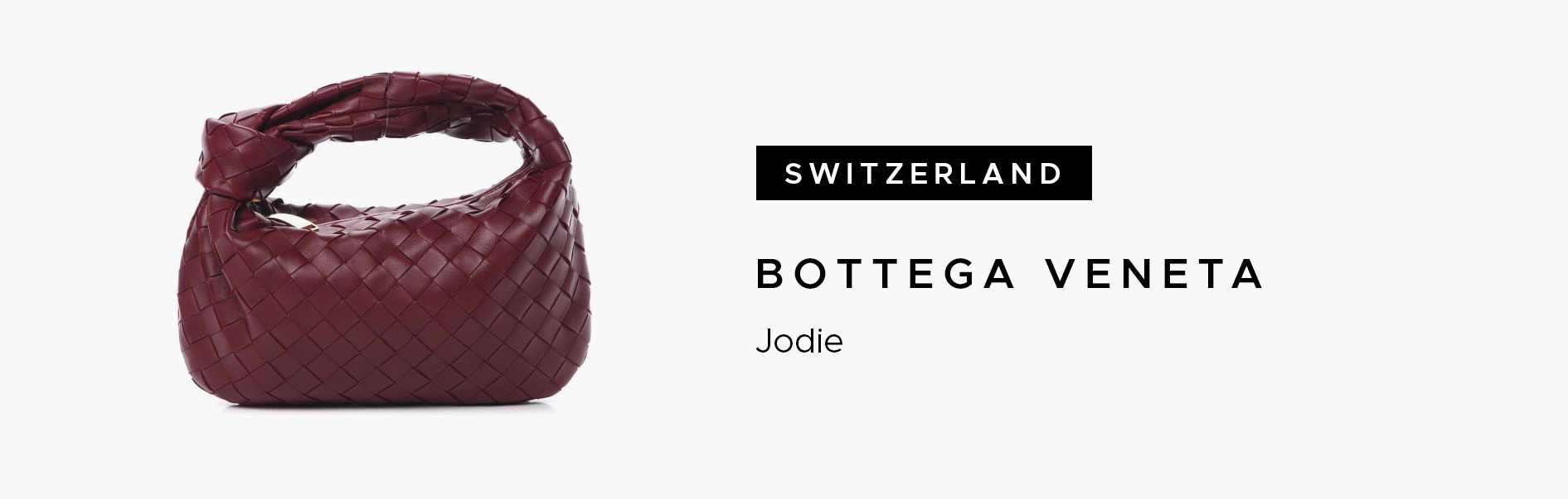 Switzerland Bottega Veneta