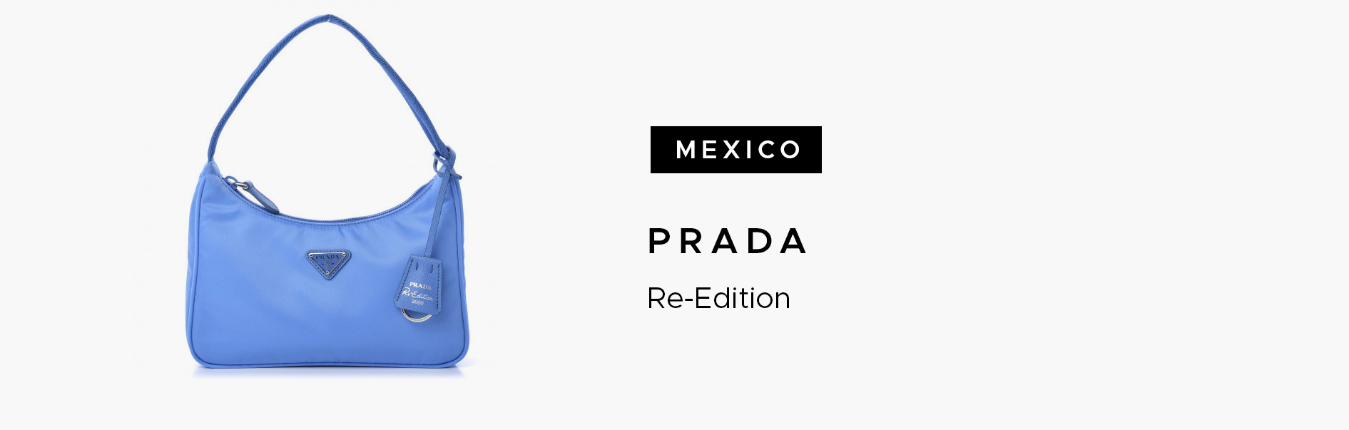 Mexico Prada Re-Edition