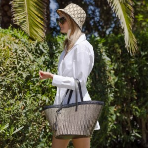Why Raffia Is The Textile For Summer