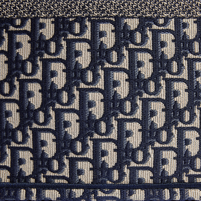 Authentic Dior Oblique Pattern