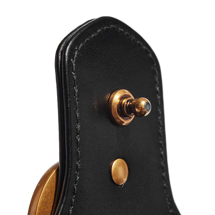 product image of Authentic Gucci Marmont Top Handle Rivet FASHIONPHILE